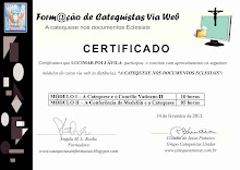Meu Certificado de Formação