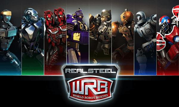 Screenshot Real Steel World Robot Boxing
