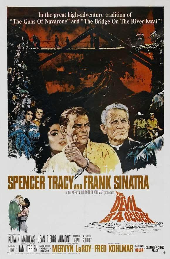 El Diablo A Las Cuatro (1961)