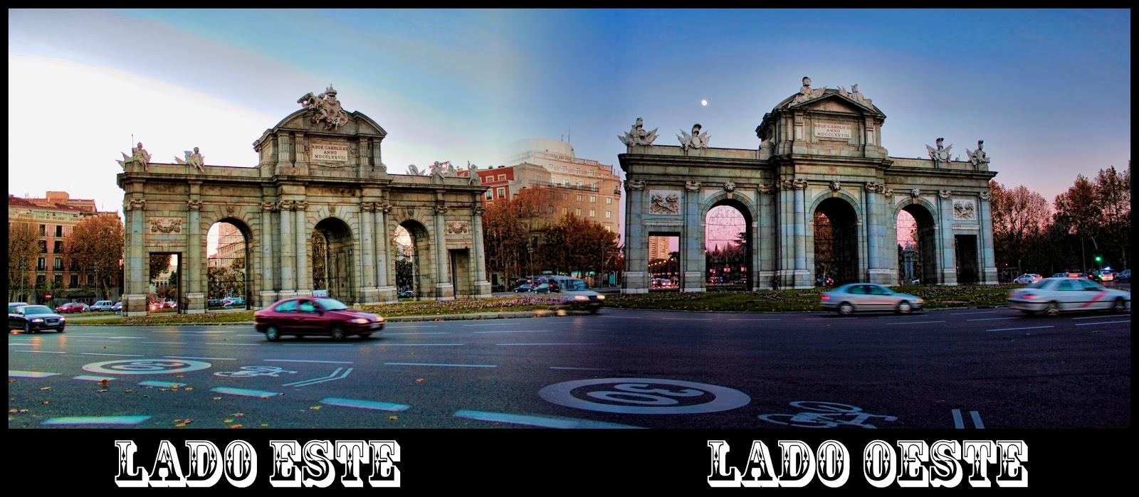 Turismo alternativo en madrid los misterios de la puerta for Puerta que abre para los dos lados