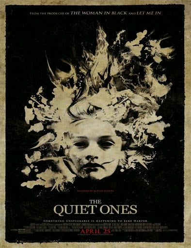 Ver Silencio del mas alla (The Quiet Ones) (2014) Online