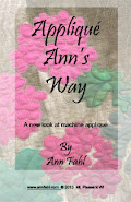 Applique Ann&#39;s Way