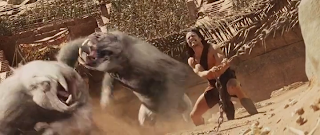 John Carter 2012 BRRip 480p Dual Audio
