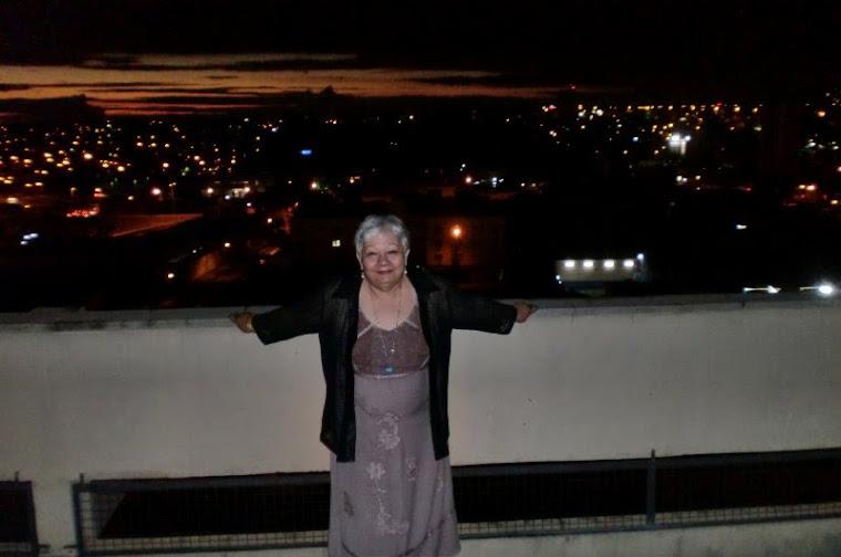 Noite em Campo Grande