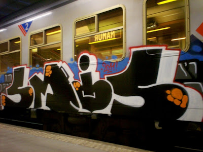 GRAFFITI SMIS