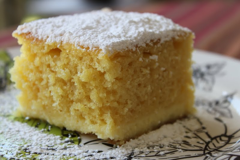 Nana's Ricotta Cake