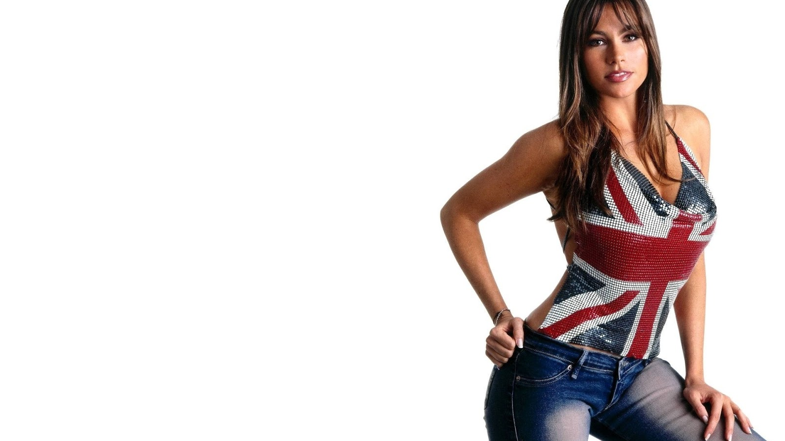 Sophia Vergara England Shirt