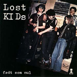 Lost Kids - Født Som Nul