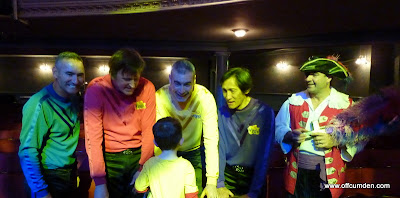 Meeting The Wiggles
