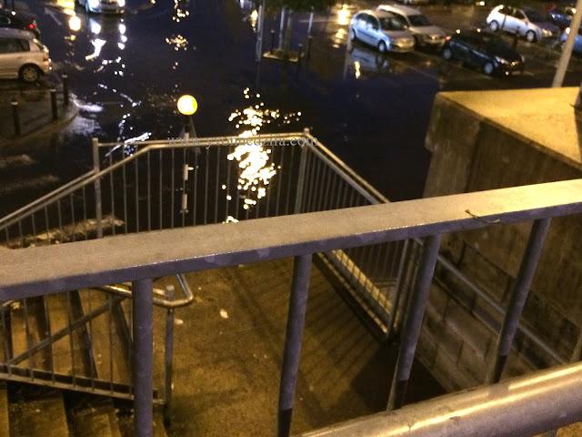 Slight Flooding