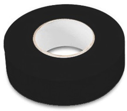 black gaffers tape