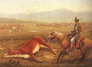 spanish vaquero