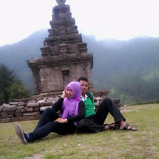 after wed di Candi Gedong songo Kabupaten Semarang