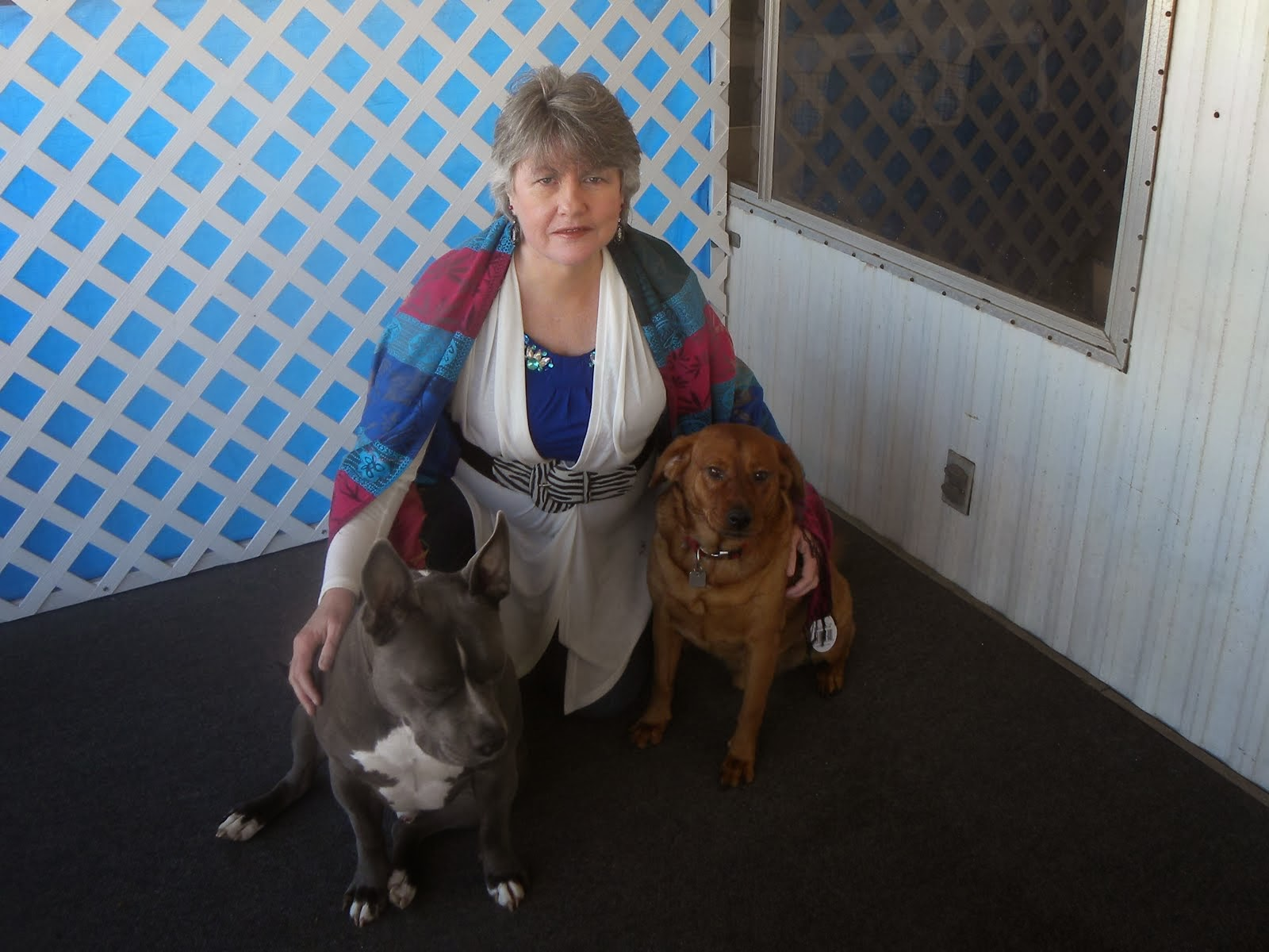 Gus, Red, and Me