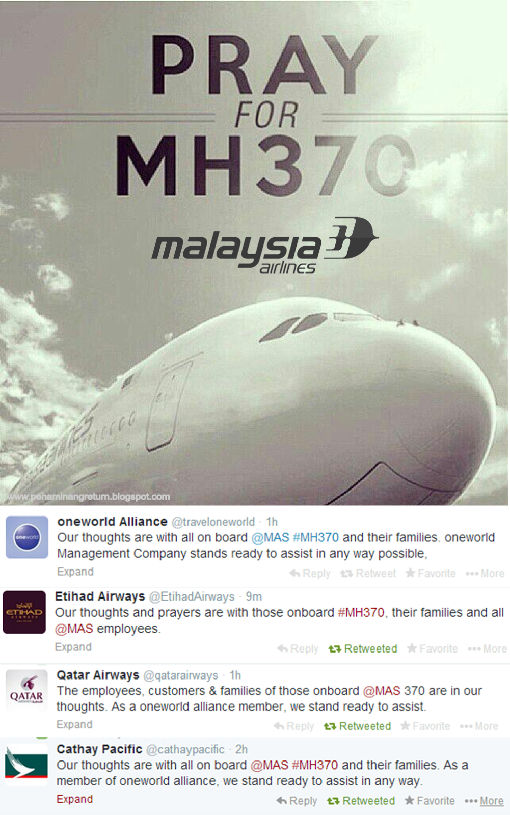 VIDEO ANALISIS KEHILANGAN MH370