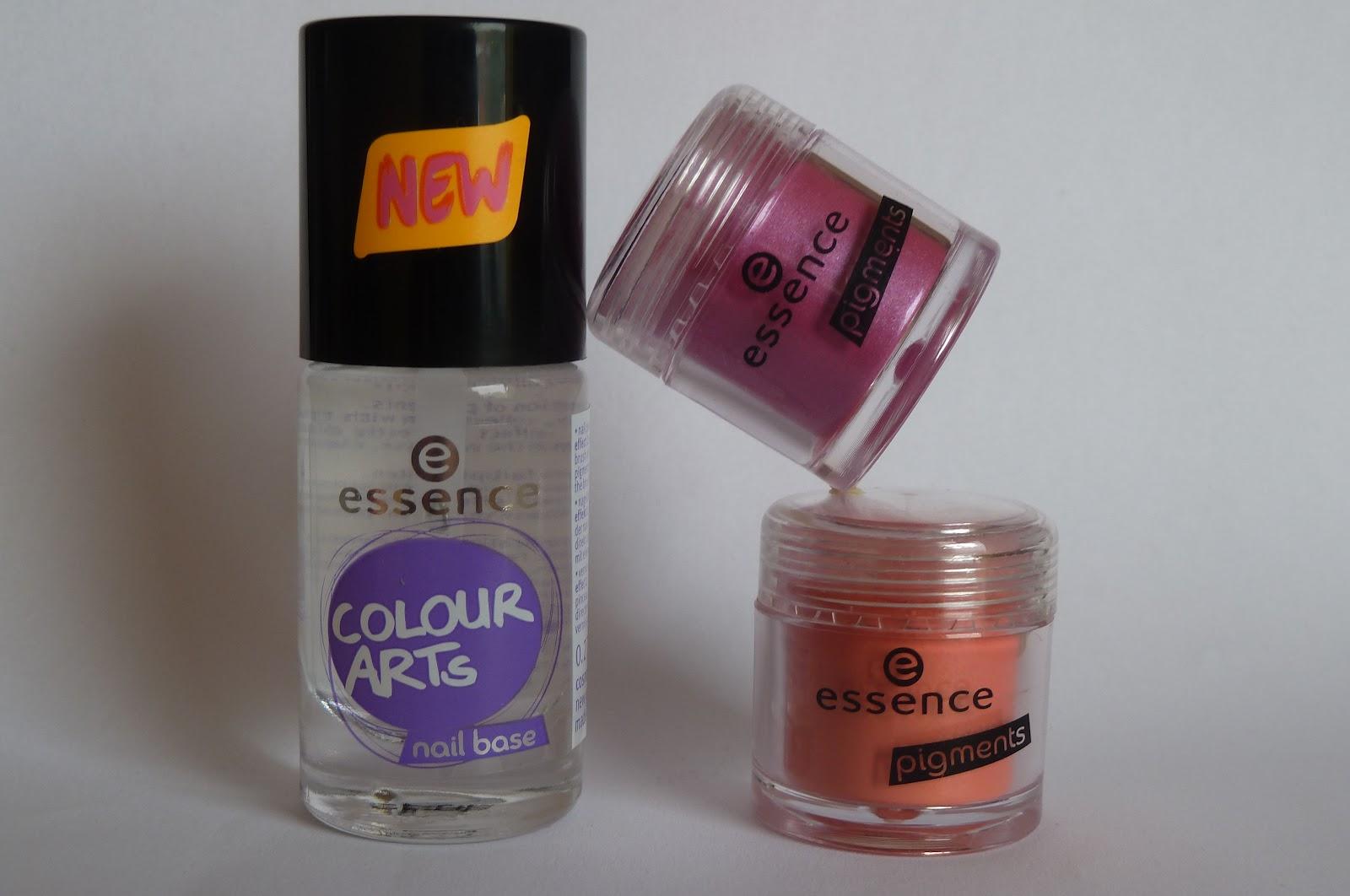 NailsByStephanie: Frankening Nail Polish 101 w/ Essence Pigments