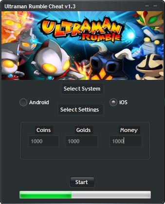 Ultraman Rumble Game Hack V1.3