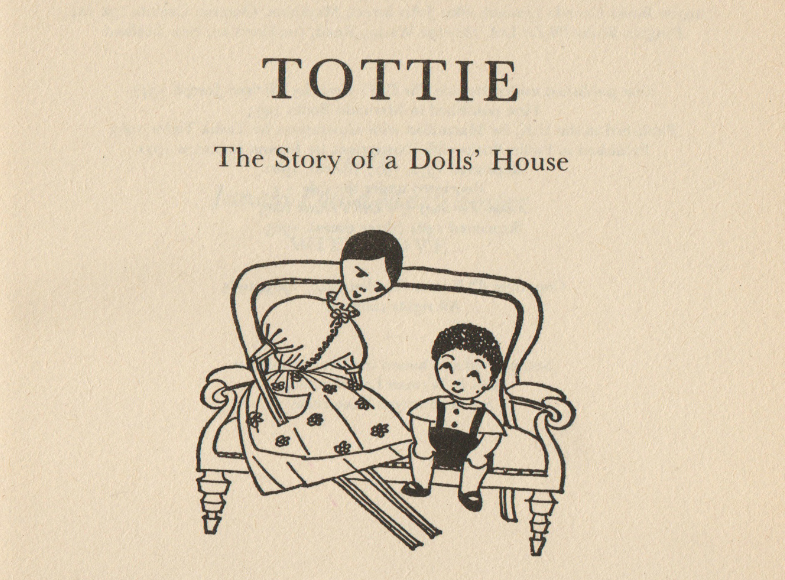 Victoria Stitch Tottie The Story Of A Dolls House