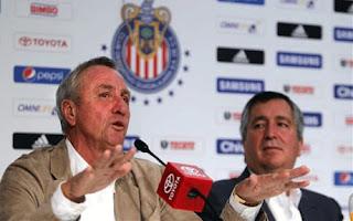 """Johan Cruyff: """"El mejor jugador del mundo no existe"""""""