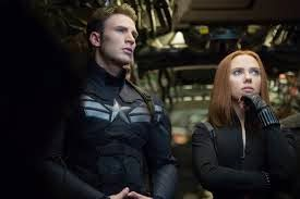 stever rogers and black widow