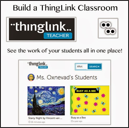 Build Your ThingLink Classroom | Cool Tools for 21st Century Learners