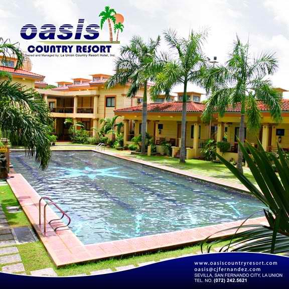 Oasis Of Baler Resort Room Rates