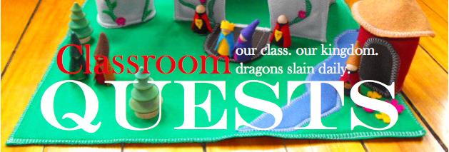 Classroom Quests