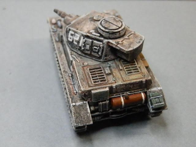 [FOW] Panzer IV E PB190758