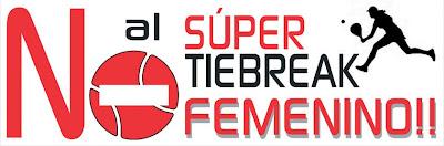 No al super tie-break femenino en el Pádel Pro Tour