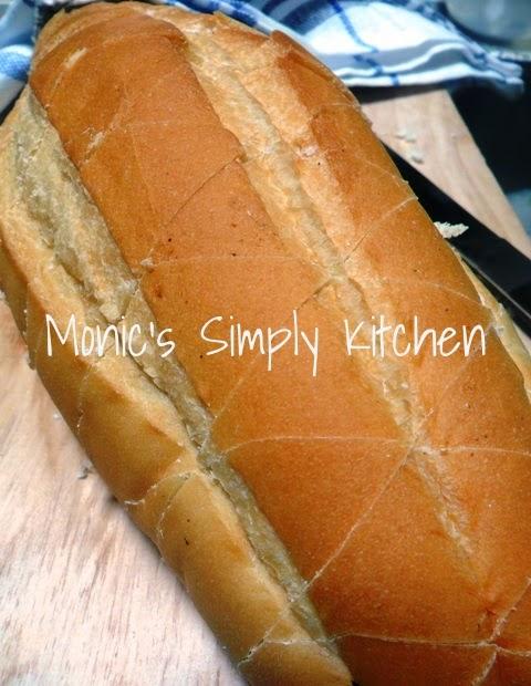 cara memotong roti