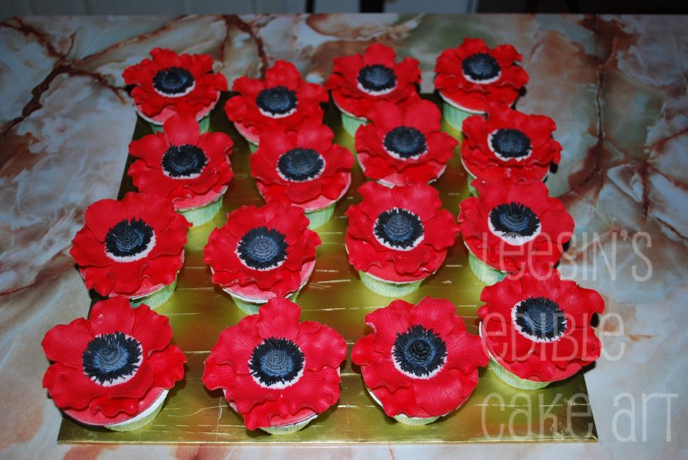 Classic Cakes Reddish Cupcakes