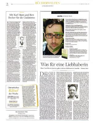 Festival Neue Literatur 2013