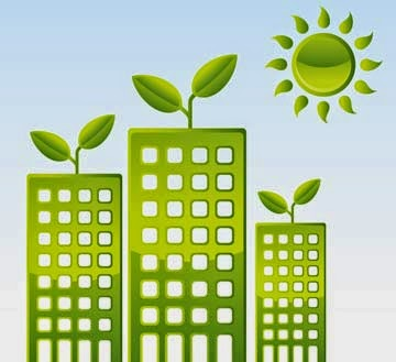 Green Business Versus Green Buildings