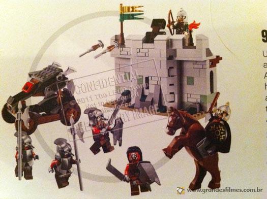 LEGO Senhor dos Anéis - Exército Uruk-hai