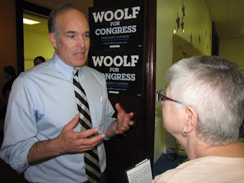 In a Move That Suprises No One and Sways No Votes, Aaron Woolf Endorses Michael Derrick