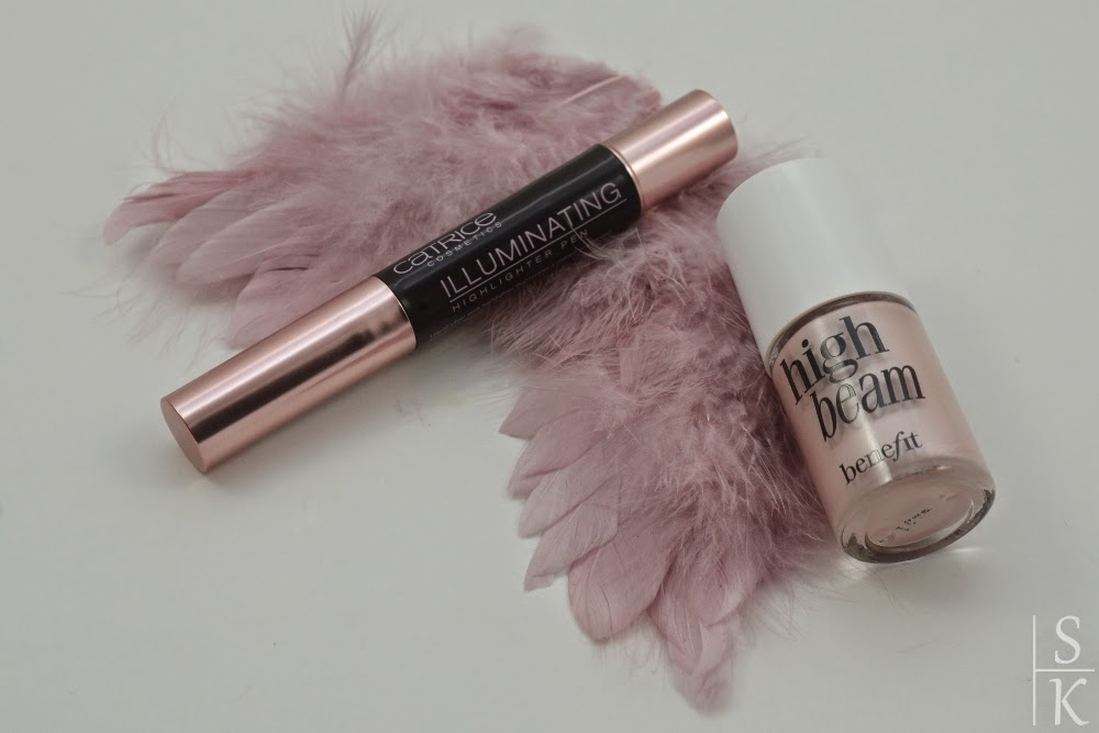 Benefit - High Beam vs. Catrice - Illuminating Highlighter Pen