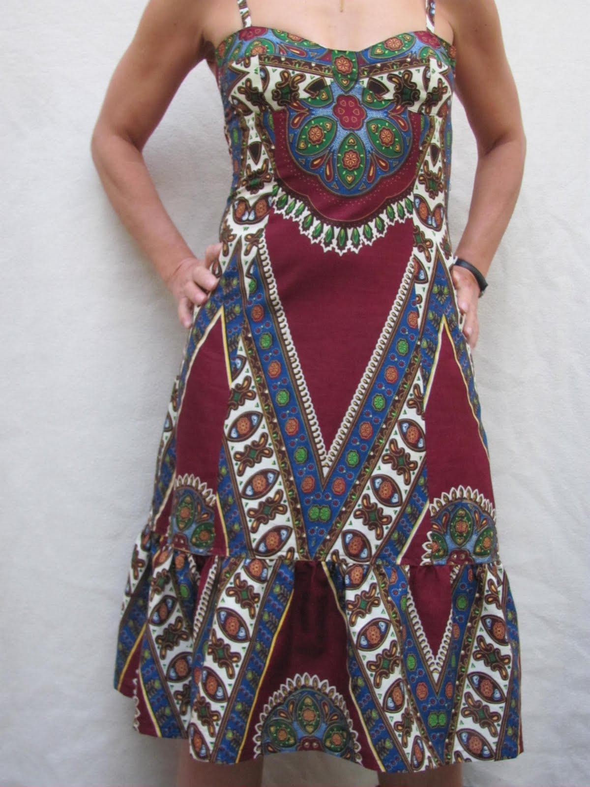 Look de hoje o problema dos vestidos de capulana holiday and