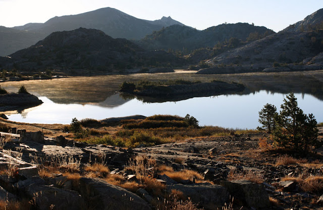 sunrise ansel adams wilderness