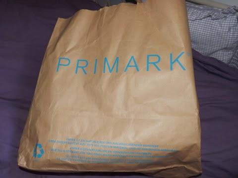 Shoplog Primark//H&M//Only