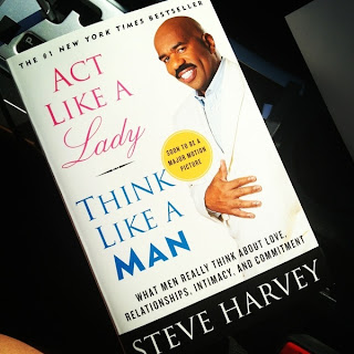 Is think like a man a real book