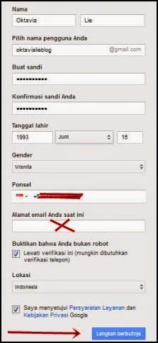 Cara Mudah Mendaftar Akun Email Di Gmail