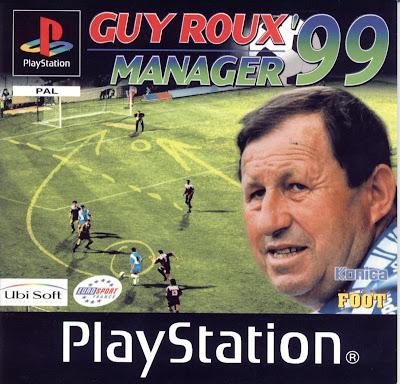 Premier manager 99 psone