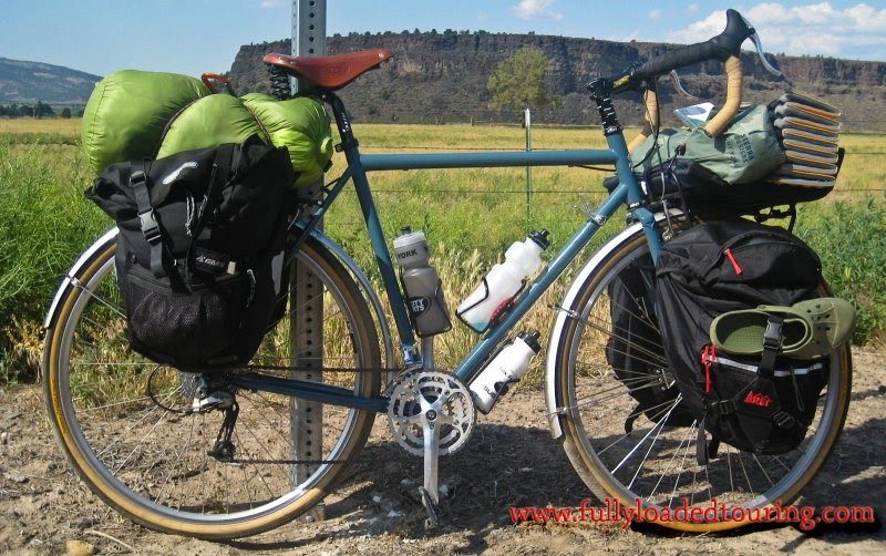 Bikes, 'Bones, and Boston: Recommended touring bikes