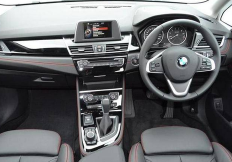 BMW 218i Coupe Review