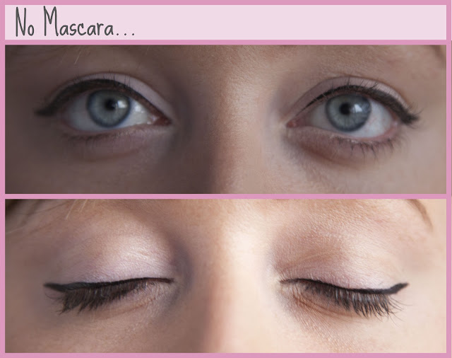 Benefit They're Real Mascara Review No Mascara
