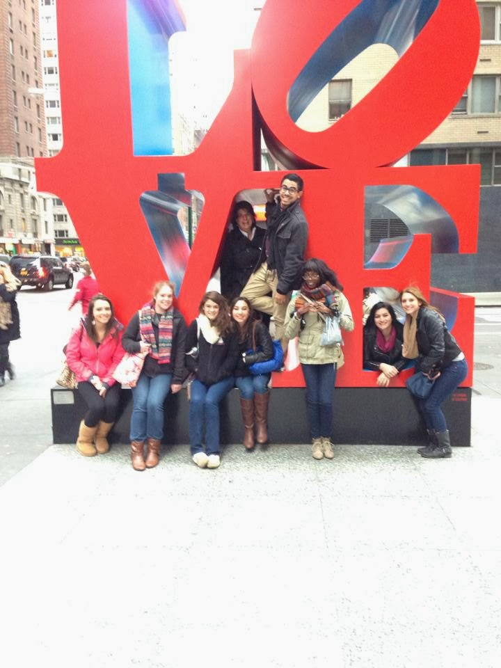 Interior Design Society Goes To New York