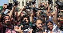 DÍA INTERNACIONAL DE LA LIBERTAD DE PRENSA: Un fotoperiodista encarcelado mil días en Egipto