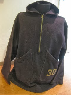 early 30's BENCH WARM UP JACKET