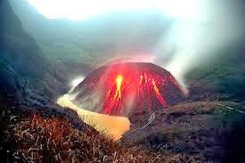 Kubah Lava Gunung Kelud Hilang