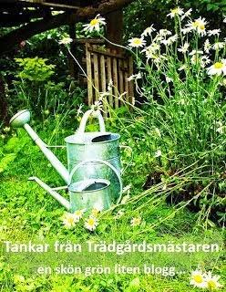 Trädgårdsbloggar indelat på zon